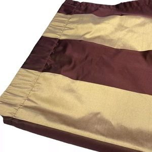 Rodeo Luxury Curtains Pair Panels Drapes Stripe